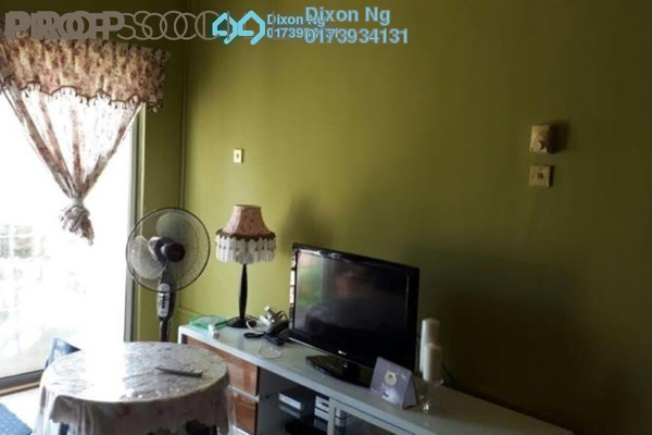 For Sale Apartment at Kenari Court, Pandan Indah Leasehold Semi Furnished 3R/2B 300k