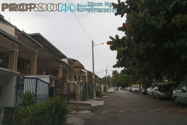 For Rent Townhouse at Taman Lagenda Mas, Cheras South Freehold Semi Furnished 3R/2B 1.1k