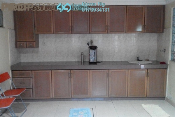 For Sale Terrace at Pandan Perdana, Pandan Indah Leasehold Semi Furnished 4R/4B 850k