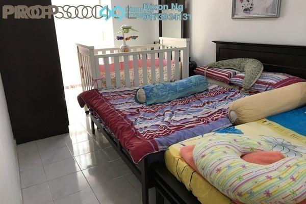 For Sale Condominium at Taman Abadi Indah, Taman Desa Freehold Semi Furnished 3R/2B 380k