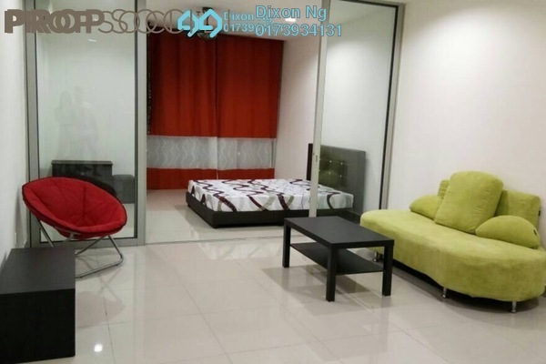 For Rent Serviced Residence at 3Elements, Bandar Putra Permai Freehold Semi Furnished 1R/1B 1.1k