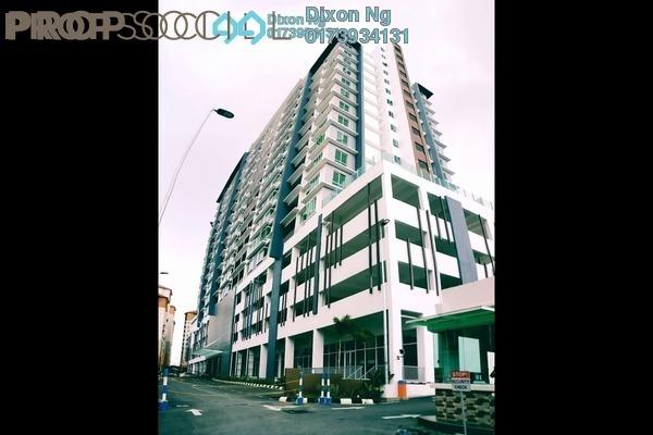 For Sale Condominium at D'Suria Condominium, Ampang Freehold Semi Furnished 4R/3B 750k
