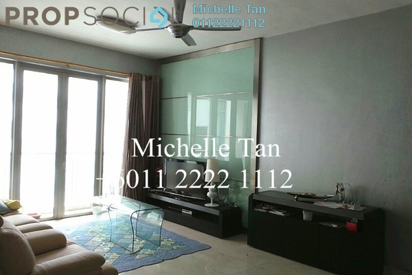 For Rent Condominium at Marc Service Residence, KLCC Freehold Fully Furnished 3R/4B 5k