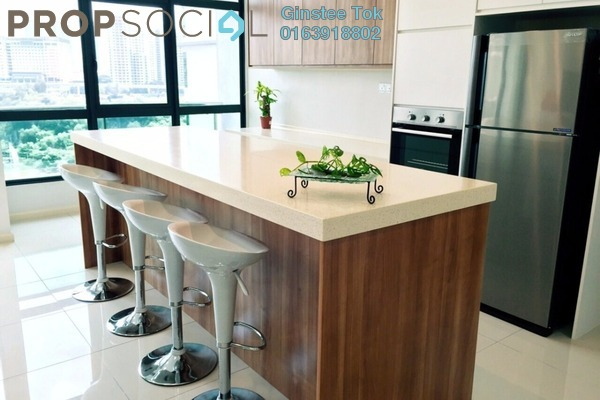 For Rent Condominium at LaCosta, Bandar Sunway Freehold Fully Furnished 3R/2B 3.7k