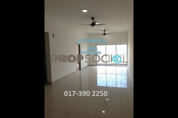 For Rent Condominium at DeSkye Residence, Jalan Ipoh Freehold Semi Furnished 3R/2B 1.45k