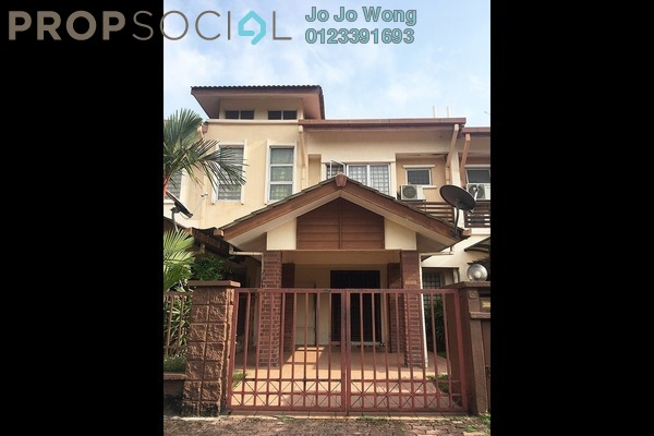 For Sale Terrace at Section U8, Bukit Jelutong Freehold Semi Furnished 4R/3B 680k