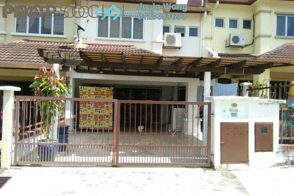 For Sale Terrace at BRP 6, Bukit Rahman Putra Freehold Semi Furnished 4R/3B 800k