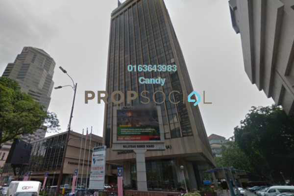 For Rent Office at Bangunan Getah Asli, KLCC Freehold Unfurnished 0R/0B 11.2k
