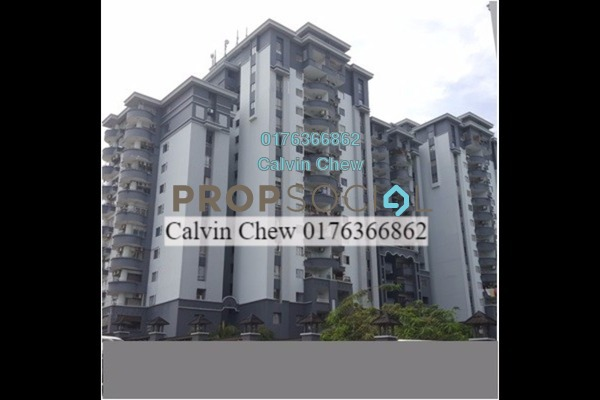 For Sale Condominium at Amadesa, Desa Petaling Freehold Unfurnished 3R/2B 387k