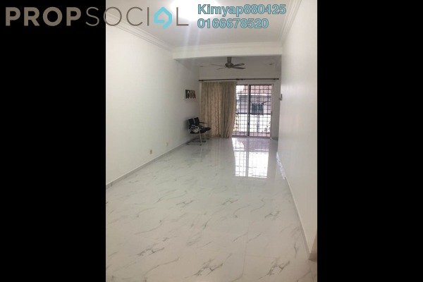 For Rent Apartment at Greenhills, Selayang Freehold Semi Furnished 3R/2B 1k