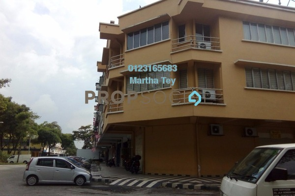 For Rent Shop at USJ 1, UEP Subang Jaya Freehold Unfurnished 0R/2B 6k