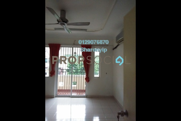 For Rent Terrace at Taman Perindustrian Bukit Serdang, Seri Kembangan Freehold Semi Furnished 5R/4B 1.7k