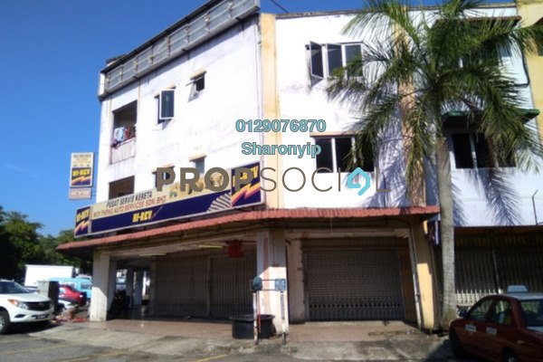 For Rent Shop at Taman Orkid, Batu 9 Cheras Freehold Unfurnished 3R/2B 1k