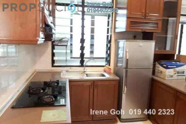 For Rent Condominium at Sunny Ville, Batu Uban Freehold Fully Furnished 2R/2B 1.4k