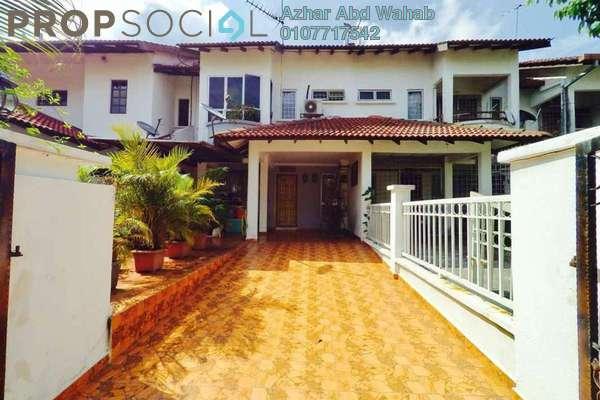 For Sale Terrace at Jalan Tasik Selatan, Bandar Tasik Selatan Leasehold Fully Furnished 4R/3B 700k