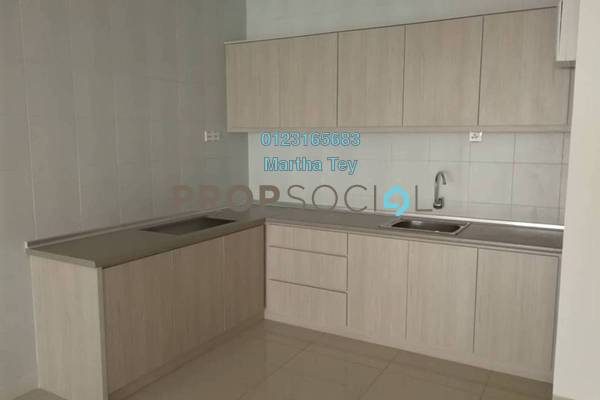 For Rent Serviced Residence at Da Men, UEP Subang Jaya Freehold Semi Furnished 2R/2B 1.7k
