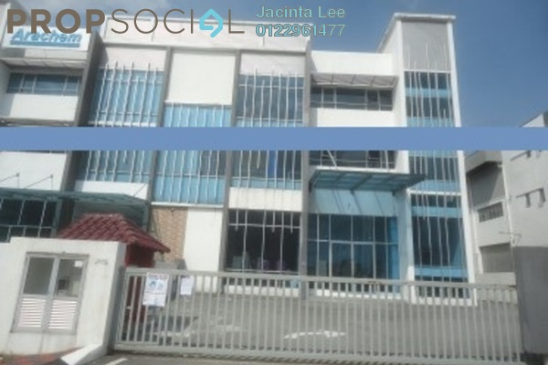 For Sale Factory at Taman Perindustrian KIP, Kepong Freehold Unfurnished 4R/4B 5.4m