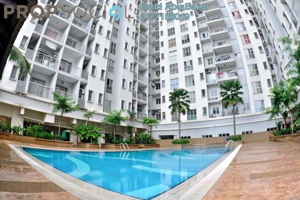 For Sale Condominium at Residensi Laguna, Bandar Sunway Freehold Unfurnished 3R/2B 405k