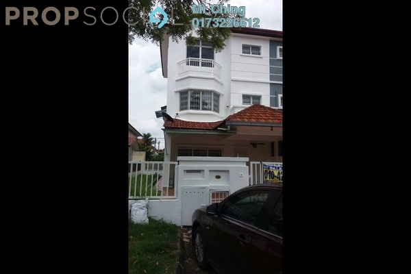 For Sale Terrace at Mutiara Puchong, Puchong Freehold Semi Furnished 5R/4B 860k