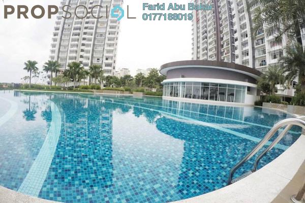 For Sale Condominium at Dwiputra Residences, Putrajaya Freehold Unfurnished 3R/2B 500k