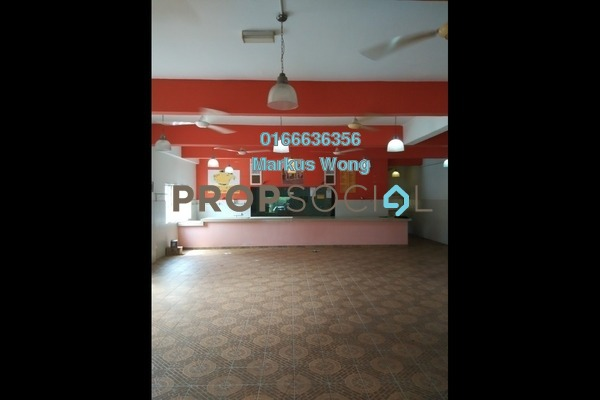 For Rent Shop at Desa Permai, Taman Desa Freehold Semi Furnished 0R/0B 4.5k