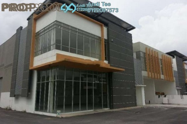 For Sale Factory at Semtec Park , Semenyih Freehold Unfurnished 0R/0B 2.1m