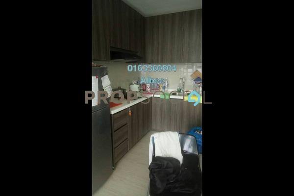 For Rent Condominium at One City, UEP Subang Jaya Freehold Semi Furnished 1R/1B 1.2k