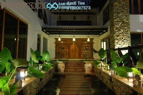 For Sale Bungalow at Mines Resort City, Seri Kembangan Leasehold Semi Furnished 9R/9B 10.5m