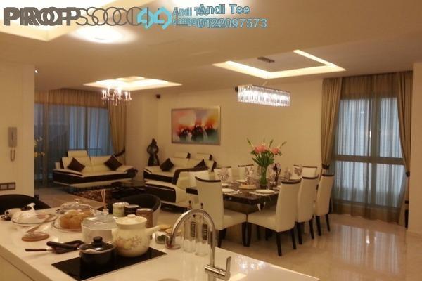 For Sale Condominium at KL Trillion, KLCC Freehold Semi Furnished 4R/5B 3.92m