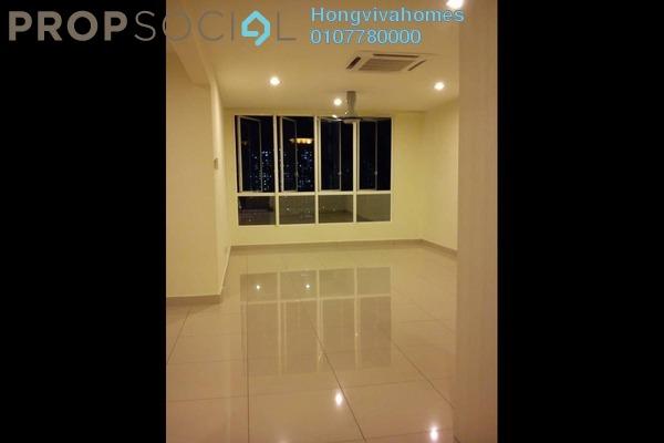 For Rent Condominium at The Loft @ ZetaPark, Setapak Freehold Semi Furnished 3R/3B 2.5k