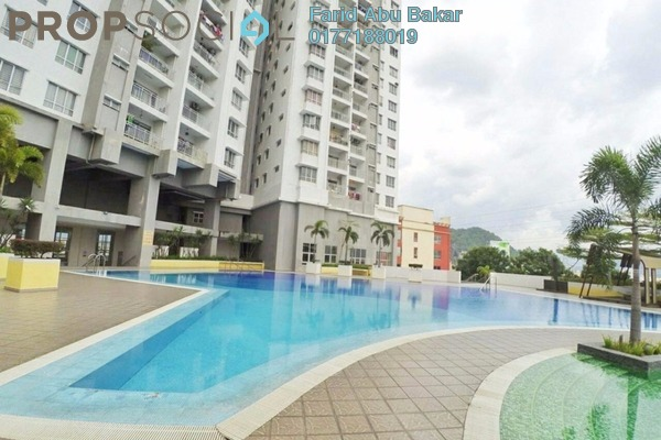 For Sale Condominium at Symphony Heights, Selayang Freehold Unfurnished 3R/2B 340k