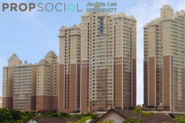 For Sale Duplex at Rhythm Avenue, UEP Subang Jaya Freehold Unfurnished 5R/5B 470k