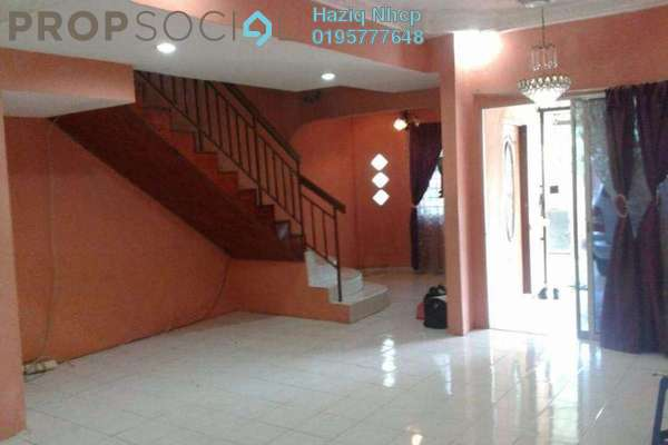 For Sale Terrace at Taman Sri Haneco, Semenyih Freehold Semi Furnished 4R/2B 290k