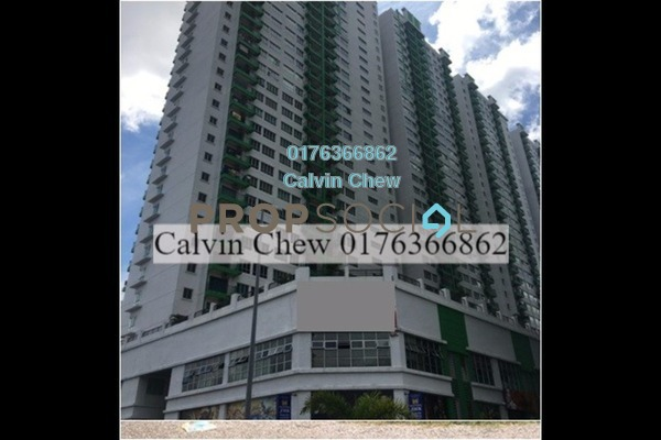 For Sale Condominium at OUG Parklane, Old Klang Road Freehold Unfurnished 3R/2B 330k