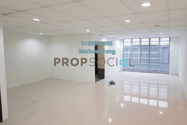 For Rent Office at Dutamas Commercial Square, Bandar Tun Hussein Onn Freehold Semi Furnished 0R/0B 1.25k