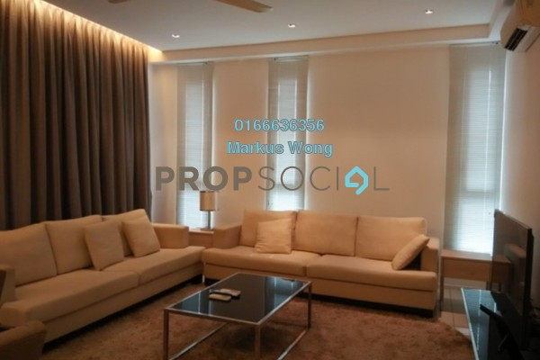 For Rent Condominium at The Treez, Bukit Jalil Freehold Fully Furnished 3R/3B 3.5k