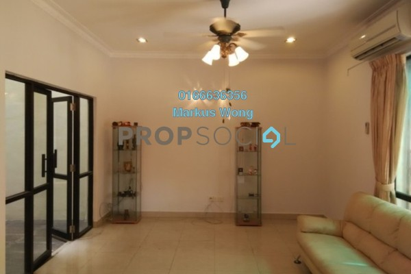 For Rent Superlink at Jalil Sutera, Bukit Jalil Freehold Semi Furnished 5R/4B 3.3k