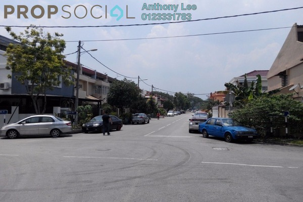 For Sale Terrace at Taman Wahyu, Jalan Ipoh Freehold Unfurnished 4R/3B 1.22m