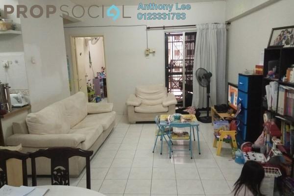 For Sale Condominium at Pelangi Damansara, Bandar Utama Freehold Semi Furnished 3R/2B 320k