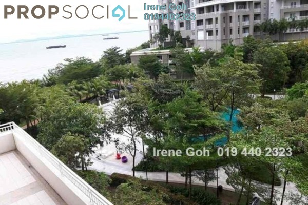 For Rent Condominium at Quayside, Seri Tanjung Pinang Freehold Fully Furnished 2R/2B 5k