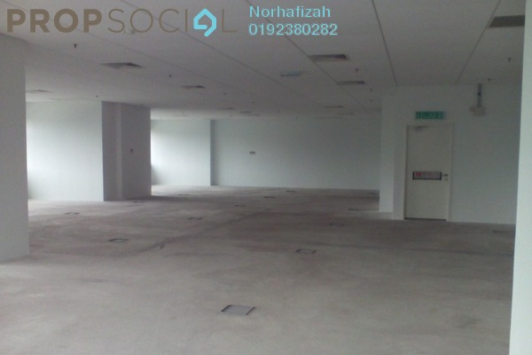 For Rent Office at Menara Bangkok Bank, KLCC Freehold Unfurnished 0R/1B 9.12k
