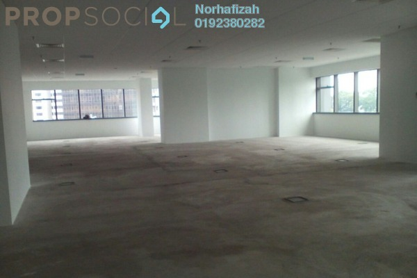 For Rent Office at Menara Bangkok Bank, KLCC Freehold Unfurnished 0R/2B 16.9k