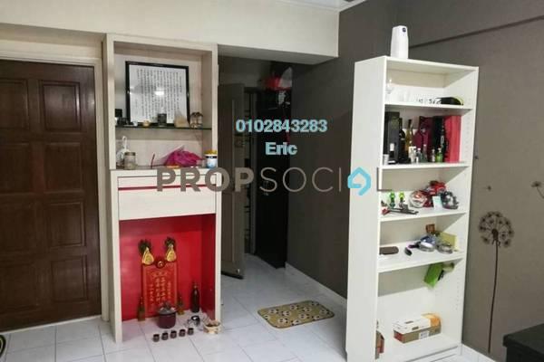 For Sale Apartment at Vista Saujana, Kepong Freehold Semi Furnished 3R/2B 270k