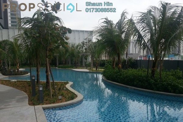 For Sale Condominium at Glomac Damansara, TTDI Freehold Fully Furnished 2R/2B 845k