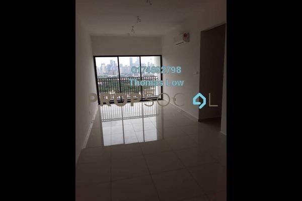 For Rent Serviced Residence at Seasons Garden Residences, Wangsa Maju Freehold Semi Furnished 3R/2B 1.6k