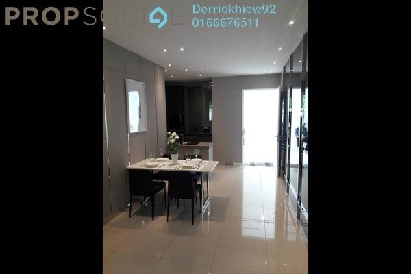 For Sale Condominium at Sentul Point, Sentul Freehold Unfurnished 2R/2B 385k