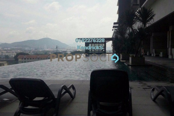 For Sale Condominium at The Elements, Ampang Hilir Freehold Semi Furnished 3R/3B 1.2m