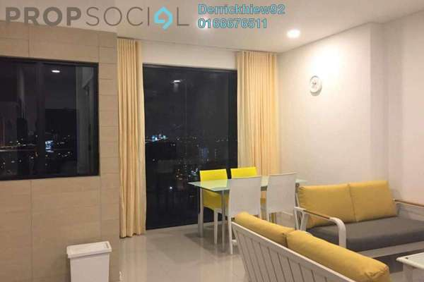 For Rent Serviced Residence at D'Latour, Bandar Sunway Freehold Fully Furnished 2R/2B 2.9k