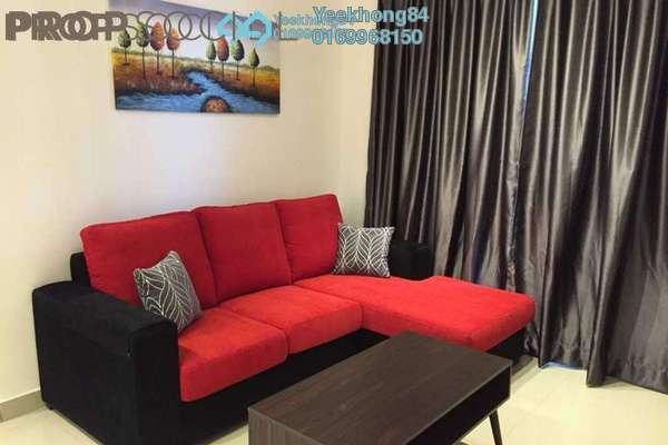For Sale Condominium at Pearl Suria, Old Klang Road Leasehold Fully Furnished 3R/2B 800k