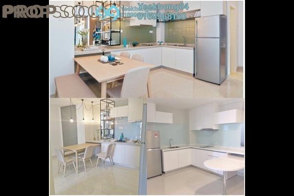 For Rent Condominium at Dex @ Kiara East, Jalan Ipoh Freehold Fully Furnished 3R/2B 2.5k